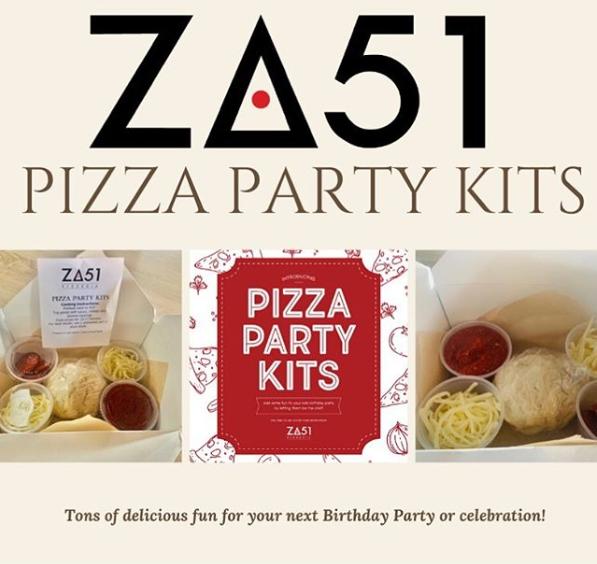 ZA51 Pizza Party